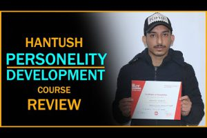 Hantush Sharma Personality Development Course at IELTS Learning